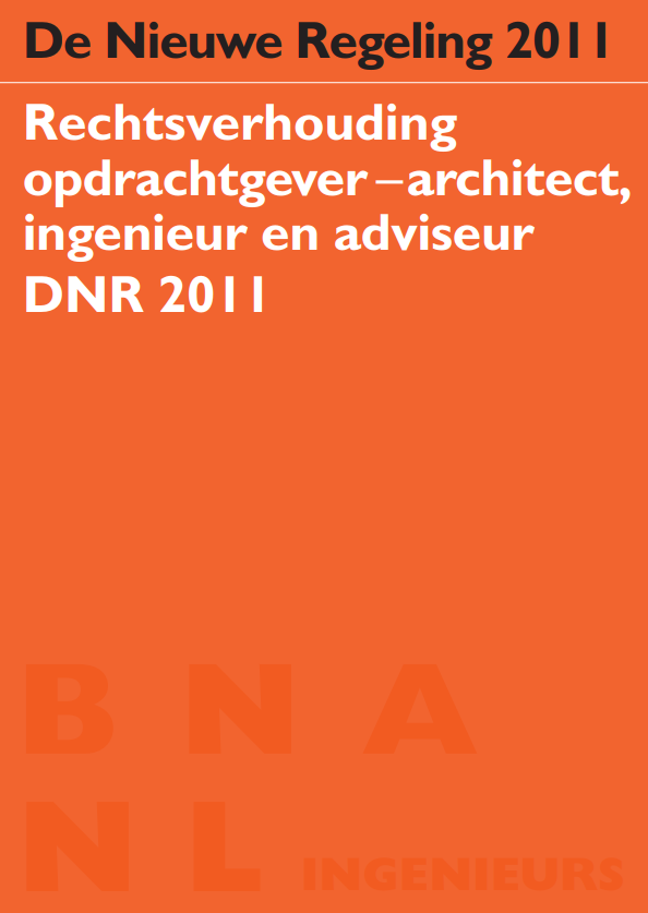 De Nieuwe Regeling 2011 herzien (juli 2013)